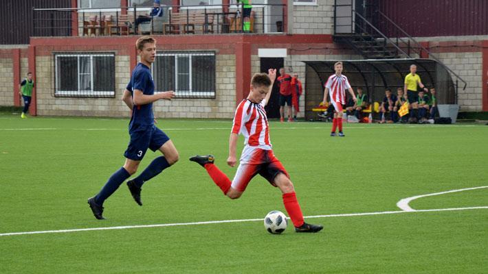 Московское «Динамо» разгромило «Зенит» в матче за 5-е место