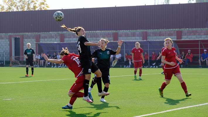 «Академия футбола» в компенсированное время обыграла «Краснодар»